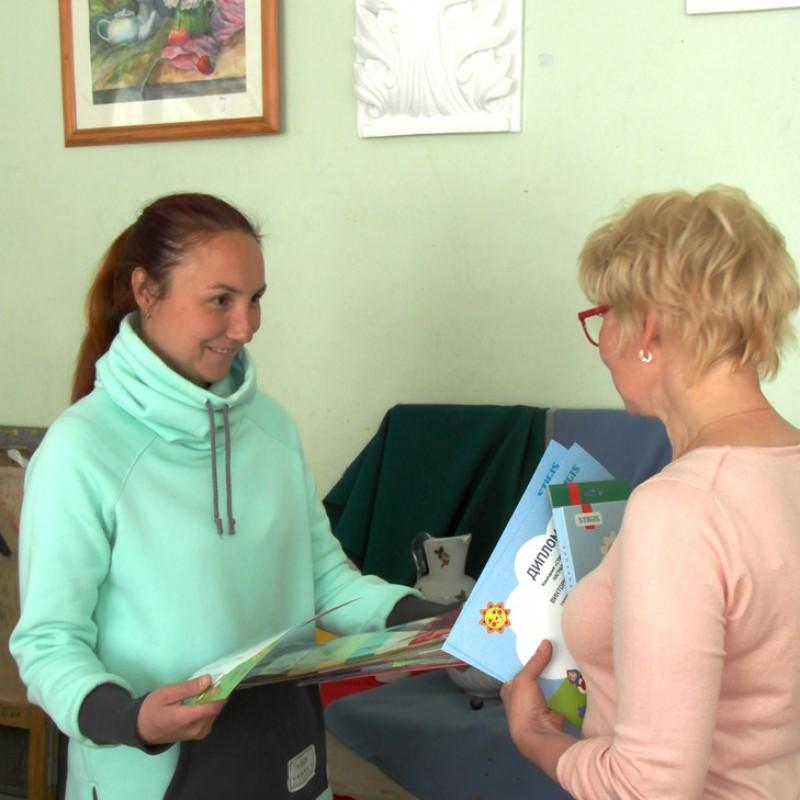 Екатерину Смирнова и Мария Митюшова