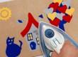 Набор тканей малый для стигис-аппликации