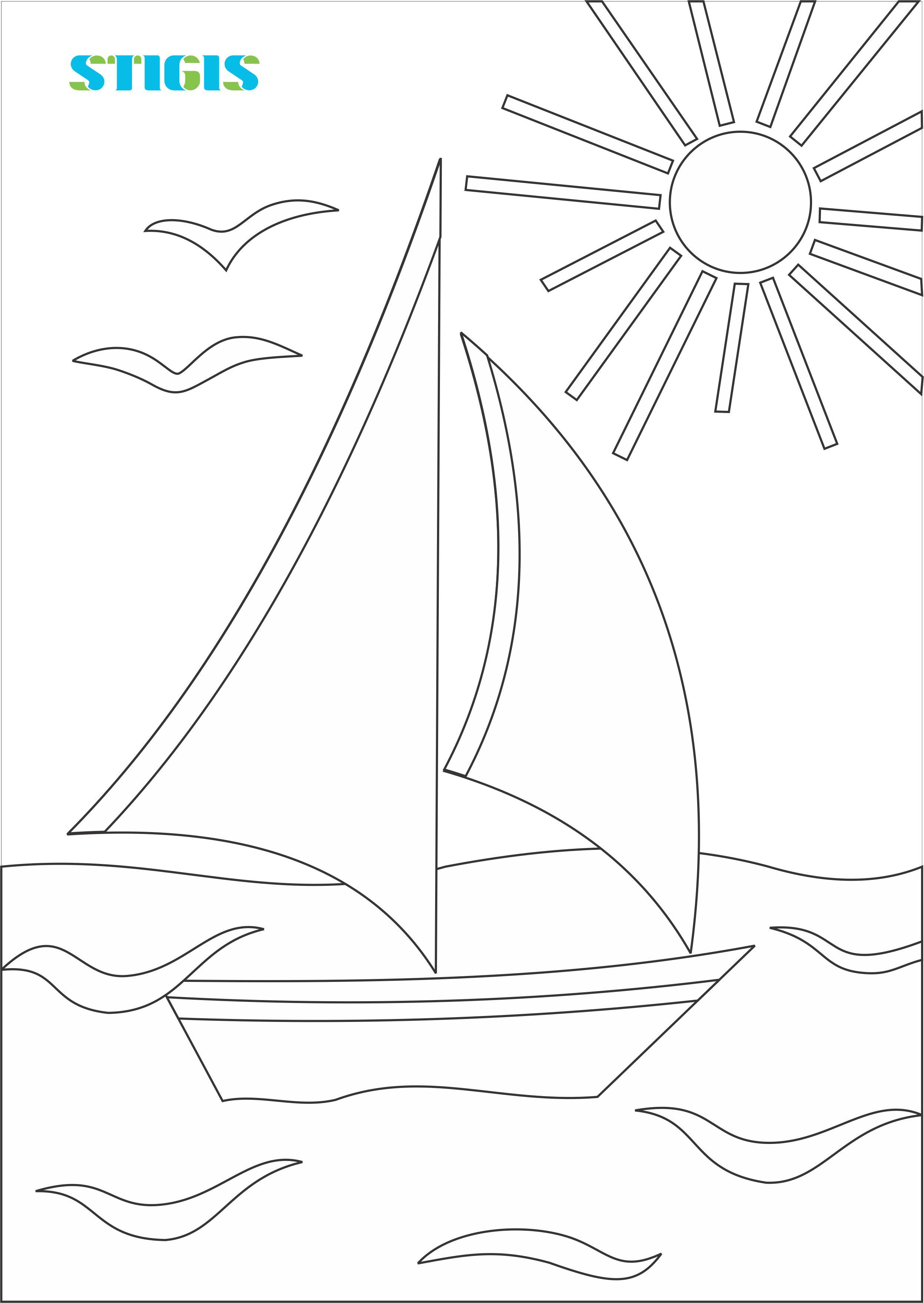 Картинки для раскраски кораблики 64
